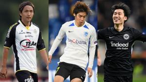 海外サッカー日本人選手